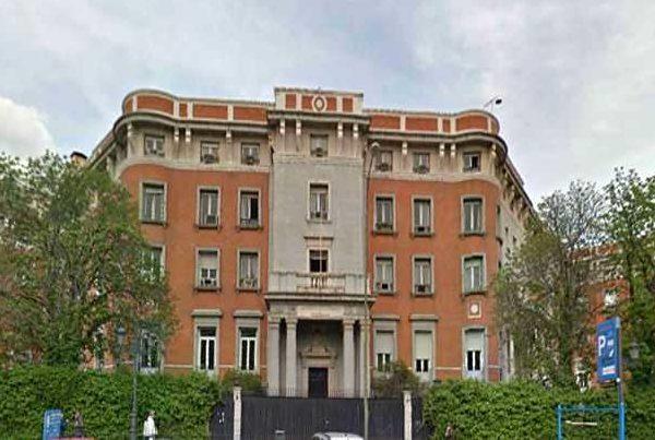Acondicionamiento Nueva Sede del Ministerio de Asuntos Exteriores</br>Madrid</br>2021