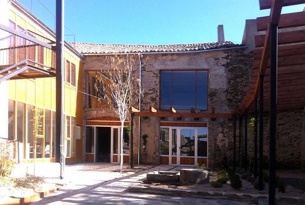 «Rincón Naif» Casa-Museo en Santa María la Real de Nieva</br>Segovia</br>2012