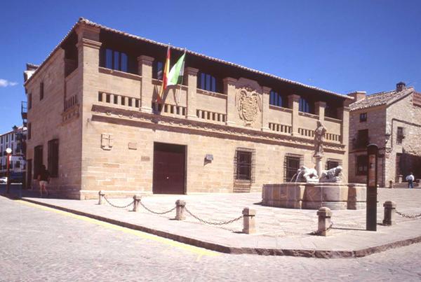 Juzgados de Baeza</br>Jaén</br>2002