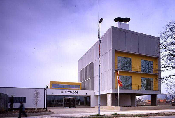 Juzgados de La Bañeza</br>León</br>2001