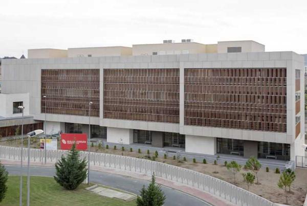 Nuevo edificio de Juzgados de Plasencia</br>2013