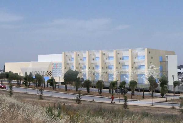 Edificio de Juzgados en Pozuelo de Alarcón</br>Madrid </br>Proyecto</br>2006