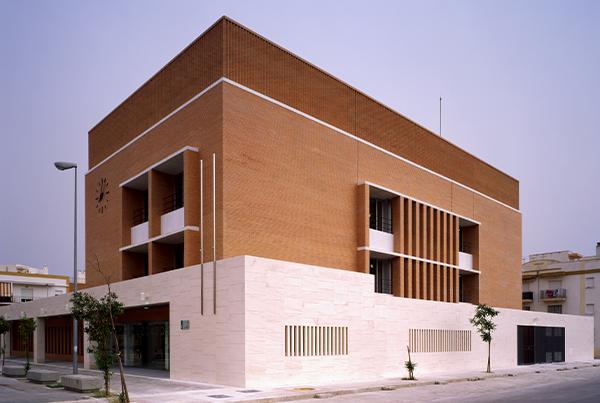 Palacio de Justicia de Sanlúcar de Barrameda</br>Cádiz</br>2005