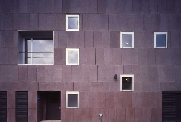 Centro de Salud Cascajos</br>Logroño</br>2005