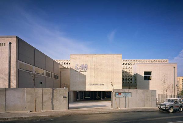 Centro de Salud Los Yébenes </br>Madrid</br>2006